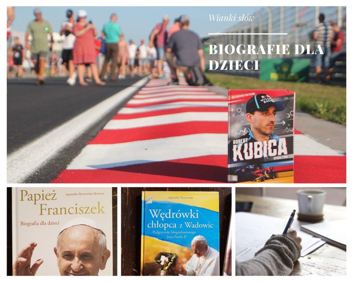 biografia robert Kubica papież Franciszek