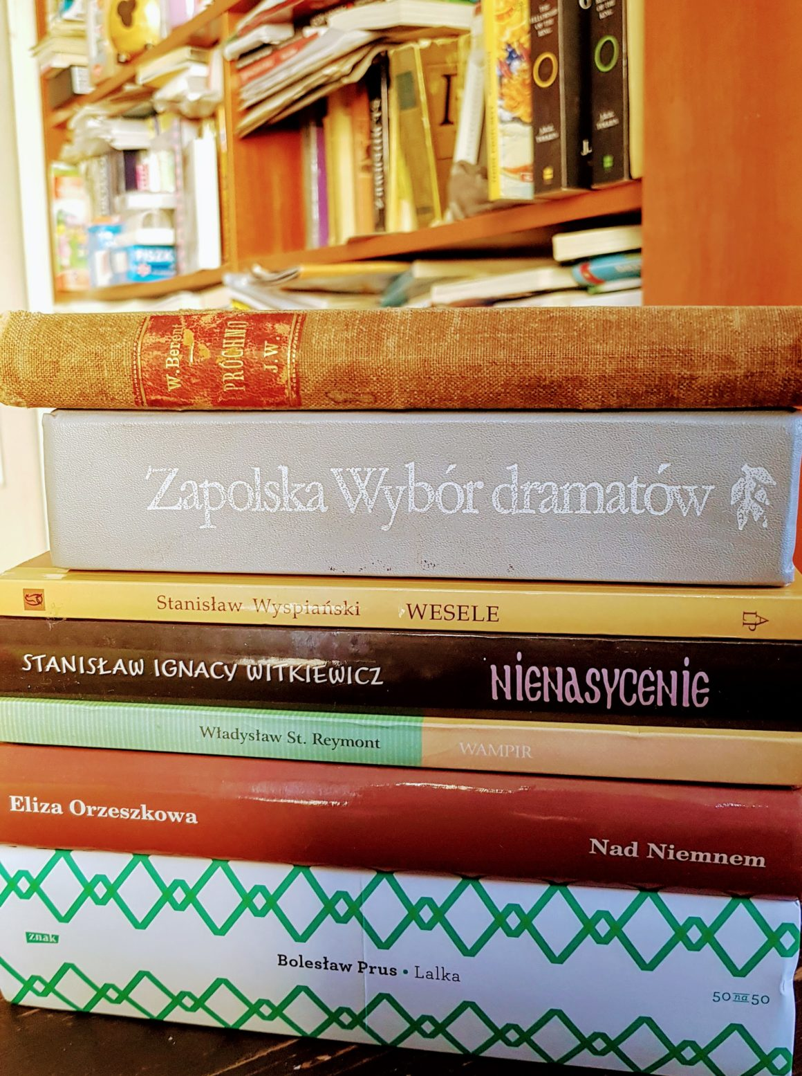 Klasyka literatury polskiej