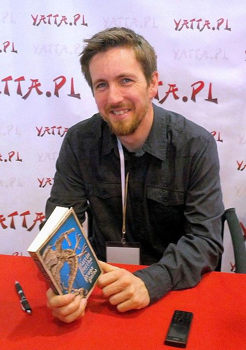 Marcin Mortka, autor, tłumacz, Pyrkon 2014