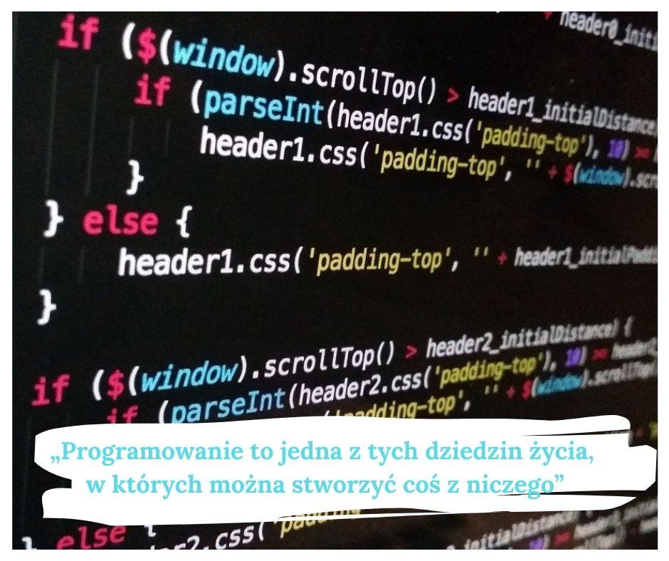 Język programowania. Wywiad. Zbigniew Skowron