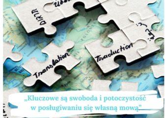 Marcin Mortka. Wywiad o pracy tłumacza