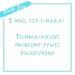 E-mail czy e-maila? Technologiczne problemy żywej polszczyzny